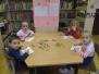 JEŻYKI na zajęciach w bibliotece