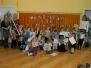 PASOWANIE NA PRZEDSZKOLAKA - SMERFY 16.11.2011