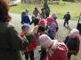 """PSZCZÓŁKI NA ZAJĘCIACH W PARKU NARODOWYM """"BORY TUCHOLSKIE"""" 17.04.2013"""