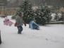 Skrzaty na kuligu i harce na śniegu 07.01.2010