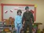 Żołnierz u Jeżyków i Żabek