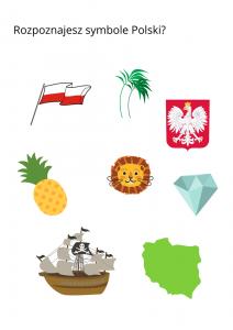 karta pracy - symbole