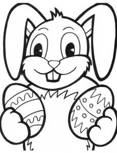 zajac-malowanka
