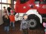 Gumisie w straży pożarnej 13.05.2010