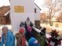 JEŻYKI poznają historię Chojnic w Bramie Człuchowskiej i Kurzej Stopce
