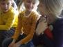 MISIAKI POZNAJĄ PRACĘ KRAWCOWEJ 04.03.2011