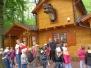 MISIAKI W PARKU DINOZAURÓW 15.05.2012