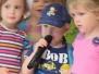 Podsumowanie akcji Przedszkolak bezpieczny w podróży BIEDRONKI  i SMERFY