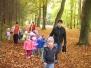 Przedszkolaki w lesie
