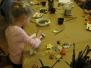 ŻABKI NA ZAJĘCIACH PLASTYCZNYCH W CHDK 25.11.2011